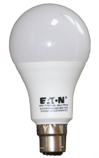 Mem Series (Eaton) Memlite BC3 15w Low Energy LED Lamp 3 Pin Base F1267LED Warm White